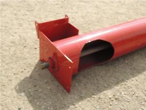 """Farm King F1200 Utility Auger - 6"""" x 11' pencil auger, motor mou Regina Regina Area image 3"""