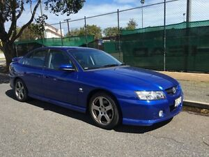 2005 Holden Commodore VZ SV6 5 Speed Sports Automatic Sedan Somerton Park Holdfast Bay Preview
