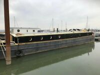 Replica K&A Barge Houseboat - Unity