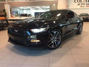 2015 Ford Mustang GT PREMIUM-NAVIGATION-BACK UP CAM-RED SEATS-60