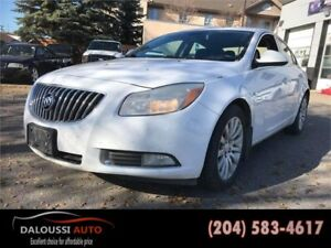 Finance available ! 2011 BUICK REGAL CXL