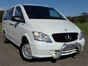 2013 Mercedes-Benz Vito 639 MY11 113CDI White Automatic Wagon Erina Gosford Area Preview