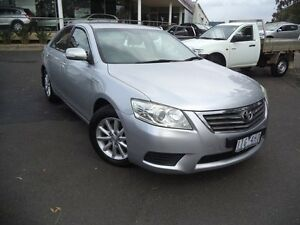 2011 Toyota Aurion GSV40R MY10 AT-X Silver 6 Speed Sports Automatic Sedan Melton Melton Area Preview