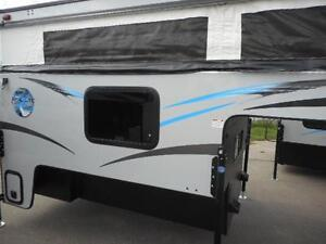 2017 REAL-LITE HS 1609 - EXPANDABLE TRUCK CAMPER - HUNTERS READY