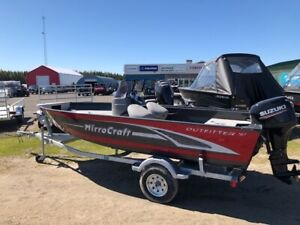2018 MirroCraft F167SC OUTFITTER