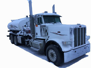 2011 PETERBILT 388 PRESSURE TRUCK Cash/ trade/ lease to own term