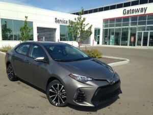 2019 Toyota Corolla Demo SE Upgrade 4dr FWD Sedan