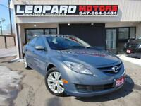 2010 Mazda MAZDA6 GS,4 Cylinder*NO Accident Claims*Certified*
