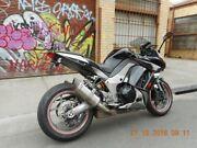 2010 Kawasaki Ninja 1000 Sports/Tourer 1000cc Collingwood Yarra Area Preview