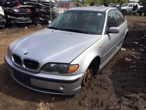 2004 BMW 3 Series just in for parts at Pic N Save!