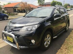 2013 Toyota RAV4 ASA44R GXL Wagon 5dr Spts Auto 6sp, AWD 2.5i Black undefined Croydon Burwood Area Preview
