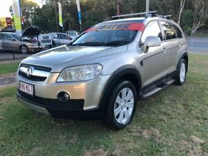 2007 Holden Captiva CG LX (4x4) Gold 5 Speed Automatic Wagon Clontarf Redcliffe Area Preview