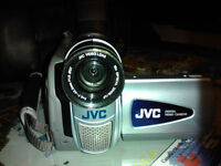 jvc digital camcorder with extras like to trade for tablet