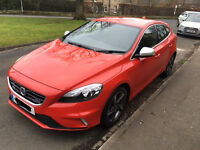 Immaculate Volvo V40 T2 R Design - less than 18k Miles (1 Owner)