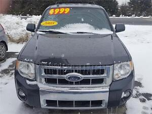 2008 Ford Escape Limited...V6...4WD