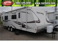 2012 Trail Sport 23RS Travel Trailer