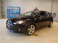 ** 2013 ** FORD ** FOCUS ** TITIANIUM ** HATCHBACK ** LOW KM **