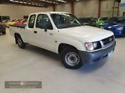 2002 Toyota Hilux RZN154R White 5 Speed Manual Utility Laverton North Wyndham Area Preview