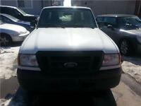 2005 FORD RANGER! FUEL EFFICIENT! LOW KMS! VERY CLEAN!