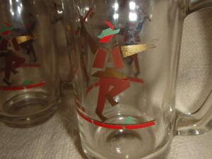 Vintage pair of Steins...Robin Hood...Hilarious!