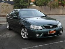 2006 Ford Falcon BF XR6 Green 4 Speed Sports Automatic Sedan Sefton Park Port Adelaide Area Preview