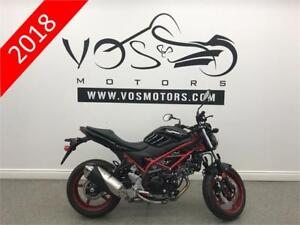 2018 Suzuki SV650AL8 - V3170 - No Payments For 1 Year**