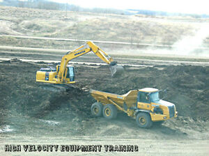 Interested in Heavy Equipment ? Come get certified with us ! Kingston Kingston Area image 7