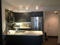 1BDR + Den with in Liberty Village with Parking