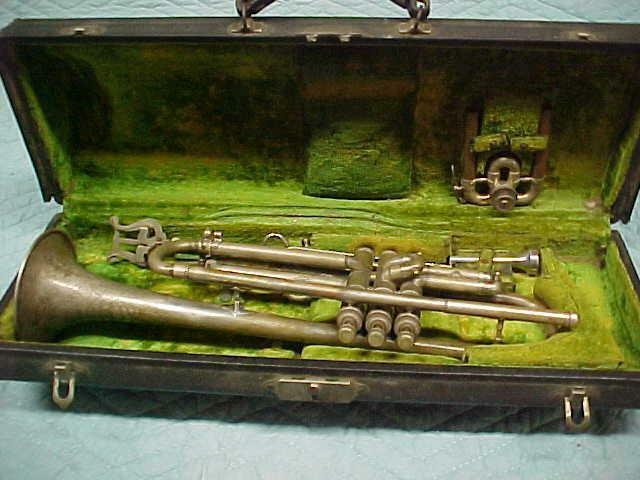 "Vintage Conn 22B New York Symphony ""Early Model Trumpet"