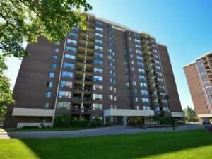 Bright & Spacious, 2 Bedroom Condo