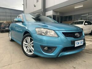 2010 Toyota Aurion GSV40R MY10 Sportivo ZR6 Blue 6 Speed Sports Automatic Sedan Fyshwick South Canberra Preview