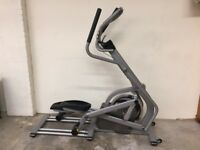 E Glide Spirit Fitness Elliptical Cross Trainer