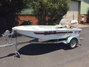 Quintrex 315 Traveller with 8hp Johnson for sale Grafton Clarence Valley Preview