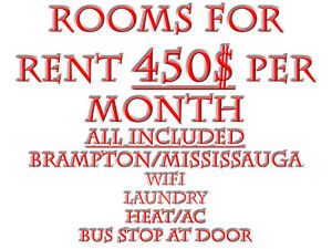 ROOMS FOR RENT AVAILABLE NOW.