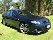 2013 Ford Falcon FG MkII XR6 Blue 6 Speed Sports Automatic Sedan Embleton Bayswater Area Preview