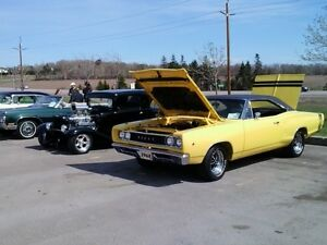 Vintage Vehicle and Street Rod Show