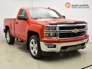 2014 Chevrolet Silverado 1500 LT Z71 4x4 Regular Cab 6.6 ft box