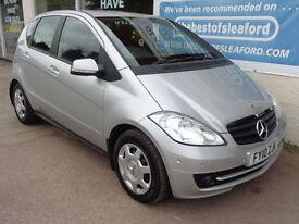 Mercedes-Benz A160 1.5 CVT Classic SE F/S/H Low Miles 40500 P/X