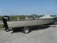 2017 LUND 2000 Alaskan DC NOW 10% OFF MSRP! London Ontario Preview