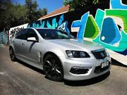 2009 Holden Special Vehicles Senator E Series MY09 Signature Silver 6 Speed Sports Automatic Sedan Thorngate Prospect Area Preview