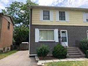 Solid Brick Semi On Beautiful Quiet Court, Steps To Park