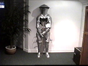full wearable suit of armour or static halloween prop Peterborough Peterborough Area image 5