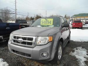 NEW SHAPE!2008 FORD ESCAPE XLT 4WD AUTO EXTRA CLEAN RUNS GREAT!
