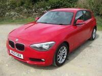 2012 (12) BMW 118d SE, 1995cc Diesel, 6 Speed Manual, Hatchback Car