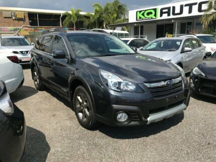 2014 Subaru Outback B5A MY14 AWD Grey 1 Speed Constant Variable Wagon Winnellie Darwin City Preview