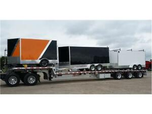 Manufactured right here in Ontario Beckner Trailers