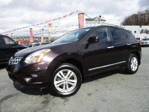2012 Nissan ROGUE SV (AWD, ALLOYS, A/C, REVERSE CAM, HEATED SEAT