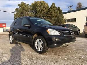2007 Mercedes Benz ML 320 CDI -IMMACULATE CONDITION! AWD SUV!
