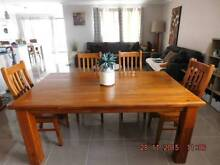 dinning room table Cardiff Lake Macquarie Area Preview