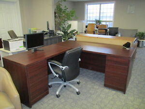 L shape Desk- New and Used Large Selection Open to the Public
